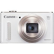 Canon PowerShot SX610 HS 202 Megapixel