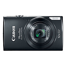 Canon PowerShot 170 IS 20 Megapixel