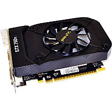 PNY GeForce GTX 750 Ti Graphic