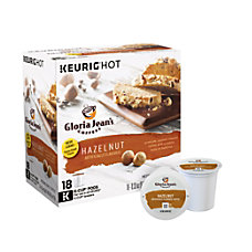 Gloria Jeans Pods Coffees Hazelnut Coffee