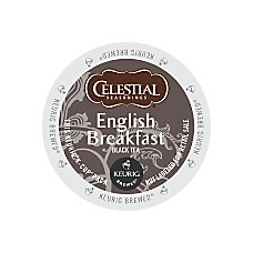 Celestial Seasonings English Breakfast Tea K