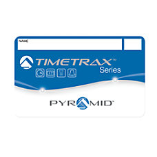 Pyramid 41302 TimeTrax Time Attendance Badges
