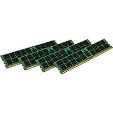 Kingston 16GB Kit 4x4GB DDR3L 1600MHz