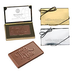 Chocolate And Business Card Holder 1