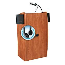 Oklahoma Sound Vision Wireless Ready Lectern