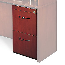 Mayline Group Corsica Bow Front Desk