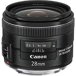 Canon 28 mm f28 Wide Angle