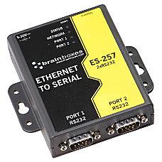 Brainboxes ES 257 Ethernet to Serial