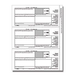 ComplyRight 1098 E InkjetLaser Tax Forms