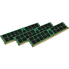 Kingston 12GB Kit 3x4GB DDR3 1600MHz