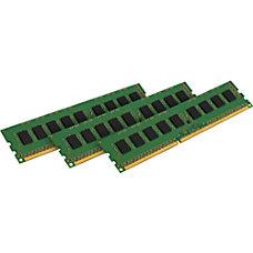 Kingston 24GB 1600MHz DDR3L ECC CL11
