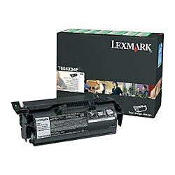 Lexmark T654X04A High Yield Return Program