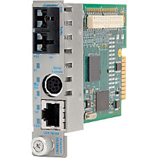 Omnitron Systems iConverter 8903N 1 Network
