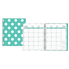 Blue Sky Fashion Monthly Planner 8
