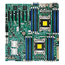 Supermicro X9DRH 7F Server Motherboard Intel