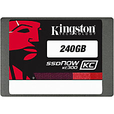 Kingston SSDNow KC300 240 GB 25