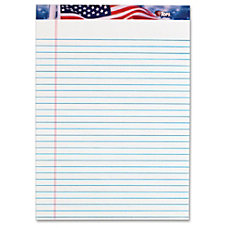 TOPS American Pride Writing Tablets 50