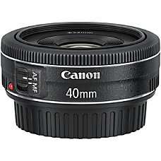 Canon 40 mm f28 Medium Telephoto