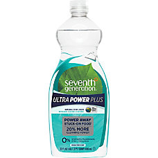 Seventh Generation Ultra Power Plus Dish