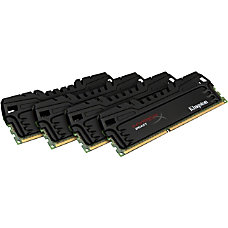 Kingston 32GB 1600MHz DDR3 CL9 DIMM