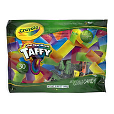 Crayola Color Your Mouth Taffy 565