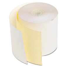 NCR 2 Ply Carbonless Add Cash