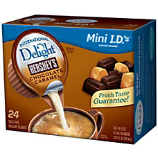 International Delight Non Dairy Creamer Box