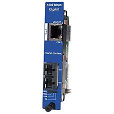 B B iMcV Gigabit TXLX SM1310