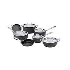 Cuisinart GreenGourmet 10 Piece Cookware Set