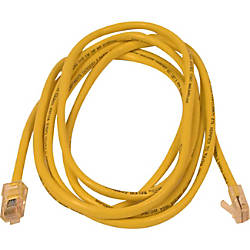 Belkin Cat5e Snagless Networking Cables Yellow