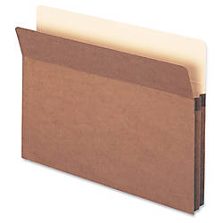 Smead Redrope File Pockets Letter 8