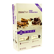 thinkTHIN High Protein Bars 60 Grams