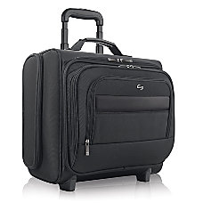 Solo 156 Classic Rolling Case Overnighter