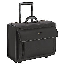 Solo Rolling Laptop Computer Catalog Case