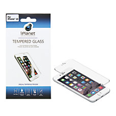 iPlanet Tempered Glass Screen Protector For