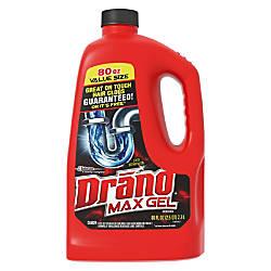 Drano Max Gel Clog Remover Gel