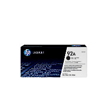 HP 92A Black Original Toner Cartridge