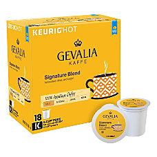 Gevalia Signature K Cup Pods 4