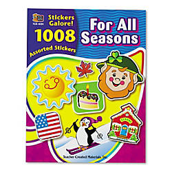 Teacher Created Resources Sticker Book Assorted