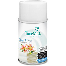TimeMist CleanFresh Dispenser Refill 30 Days