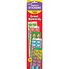 Trend Great Rewards Applause Stickers Variety