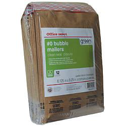 Office Depot Brand Heavy Duty Bubble