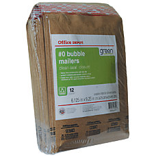 Office Depot Brand Heavy Duty Bubble