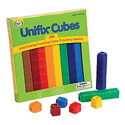 Didax Unifix Cube Set Multicolor Pack