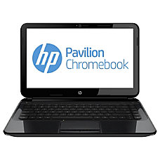 HP Chromebook 14 Laptop Computer With