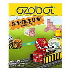 Ozobot Bit Construction Series Accessory Kits