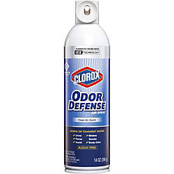 Clorox Odor Defense Air Aerosol Spray