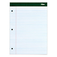 TOPS Docket Writing Pad 3 Hole
