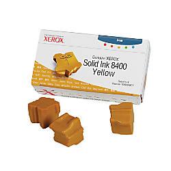 Xerox 108R00607 Yellow Solid Ink Sticks