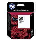 HP 58 Photo Original Ink Cartridge